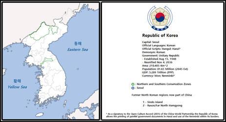 Korea 2045 by Mattystereo
