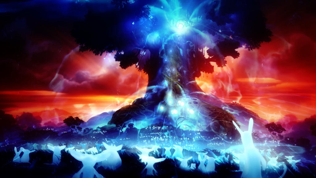 Ori And The Blind Forest Enhanced By 1337ninjasakura On