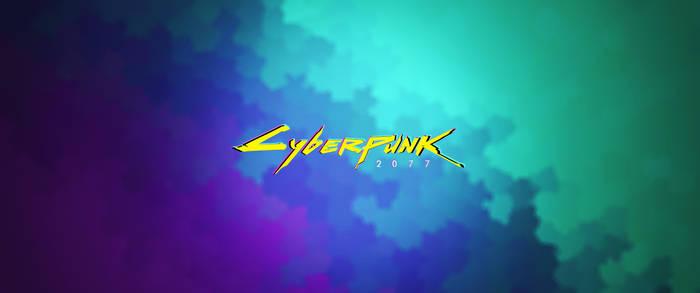 Cyberpunk 2077 (Neon Blur)