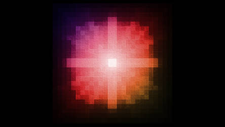 Abstract Colour Squares