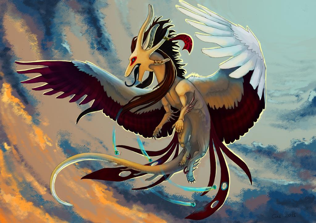 Sarastro by EagleIronic
