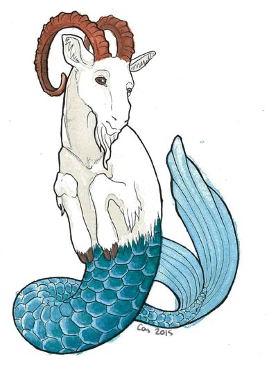 Goatfish by EagleIronic