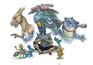 20 years of Pokemon