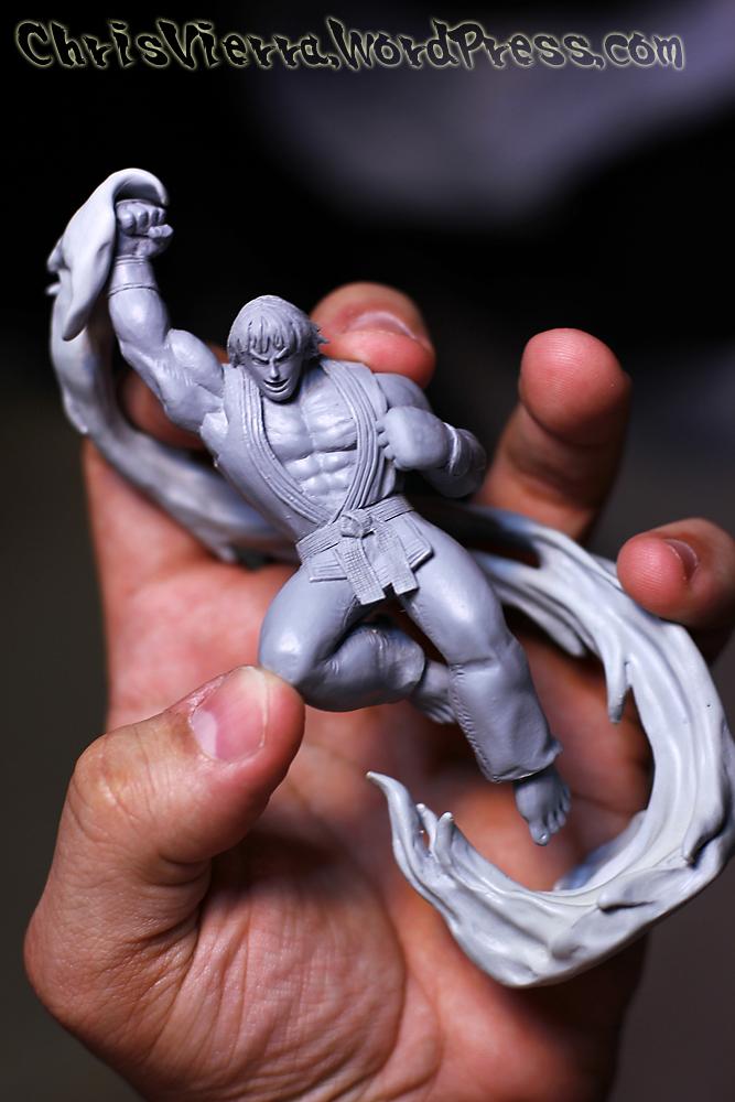 Ken Masters by EvilNinjaChris
