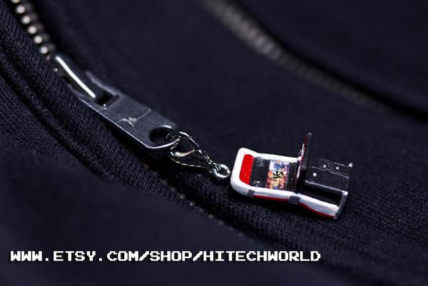 Vewlix Zipper Pulls by EvilNinjaChris