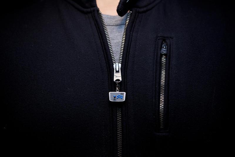 Arcade Stick Zipper pull by EvilNinjaChris