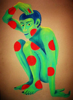 dotted monkey business