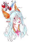 Gaia online: Kat and Gw33t3r