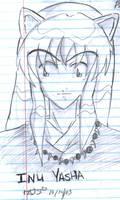 Inu Yasha sketch