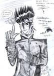 Gantu Concept Sketch