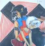 Urashima and Rei