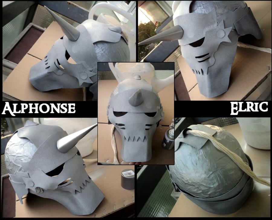 Alphonse helmet by Shadowpaci