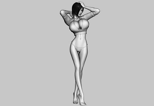 Danny Statuesque