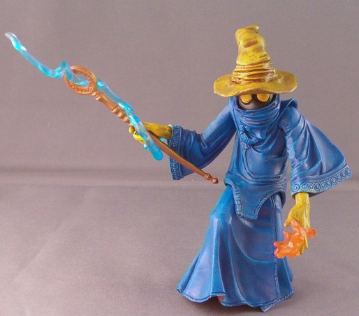 Final Fantasy Black Mage by Shinobitron