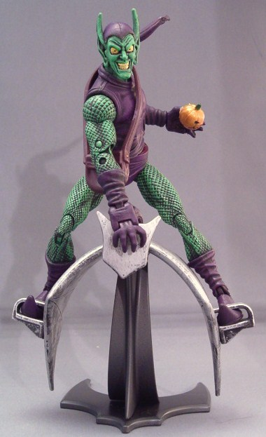 Green Goblin by Shinobitron