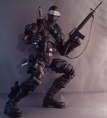 Snake Eyes 2 by Shinobitron