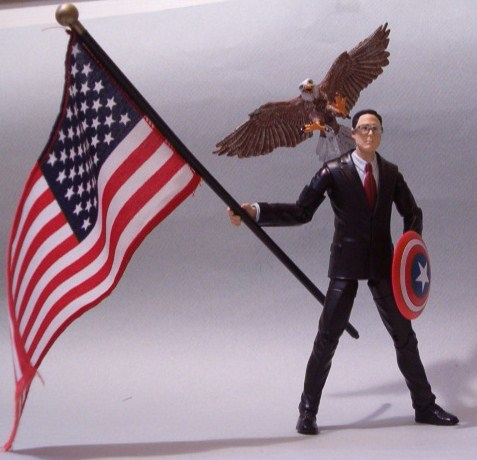 Stephen Colbert by Shinobitron
