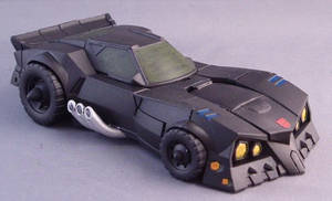 Transformers Batman Batmobile