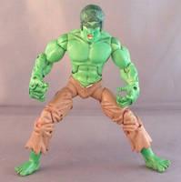 70s TV Hulk by Shinobitron
