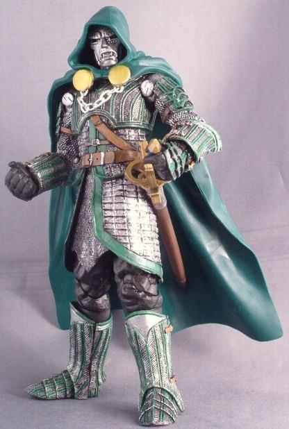 Doctor doom costume armor