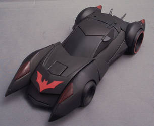 Transformers Batman Beyond Alt