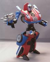 TFA Smokescreen Bot by Shinobitron