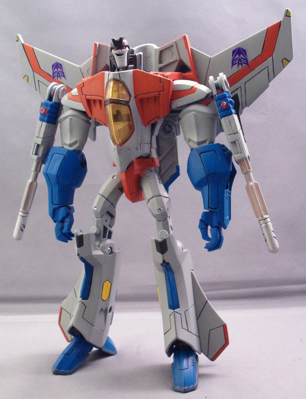 G1 TFA Starscream Bot 2 by Shinobitron