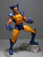 Jim Lee Wolverine 1 by Shinobitron