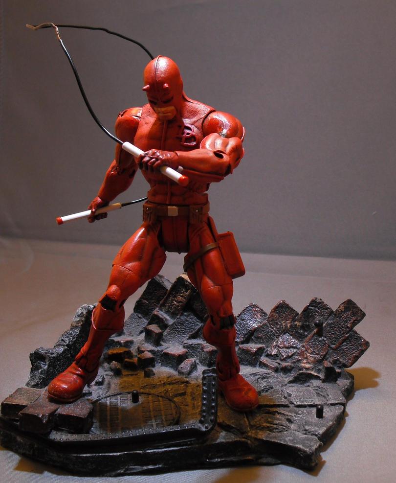 Daredevil V2 by Shinobitron