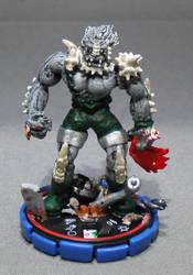 Doomsday Heroclix by Shinobitron