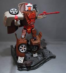 Chromedome Bot Mode by Shinobitron