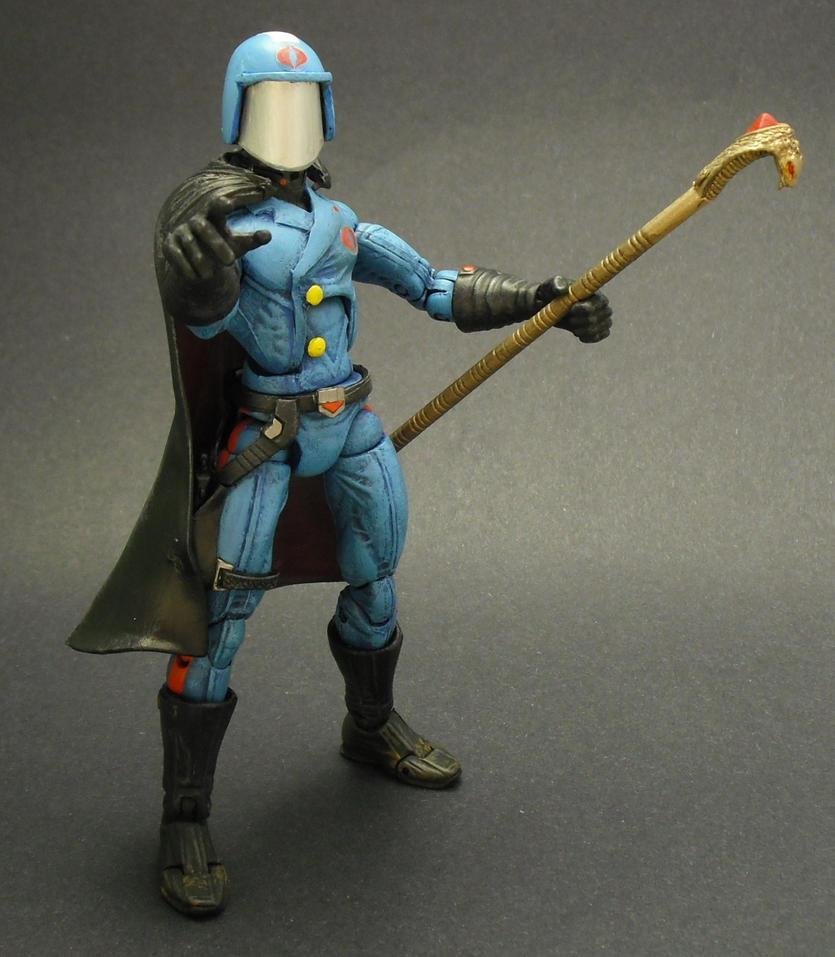 ML Cobra Commander by Shinobitron