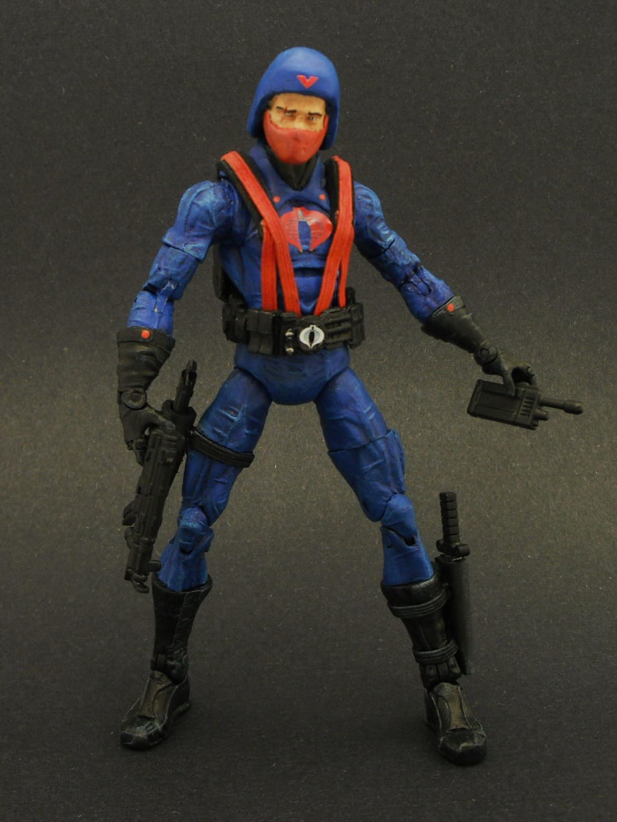 Cobra Infantry Officer by Shinobitron