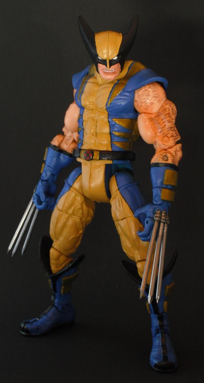 MvC Wolverine by Shinobitron