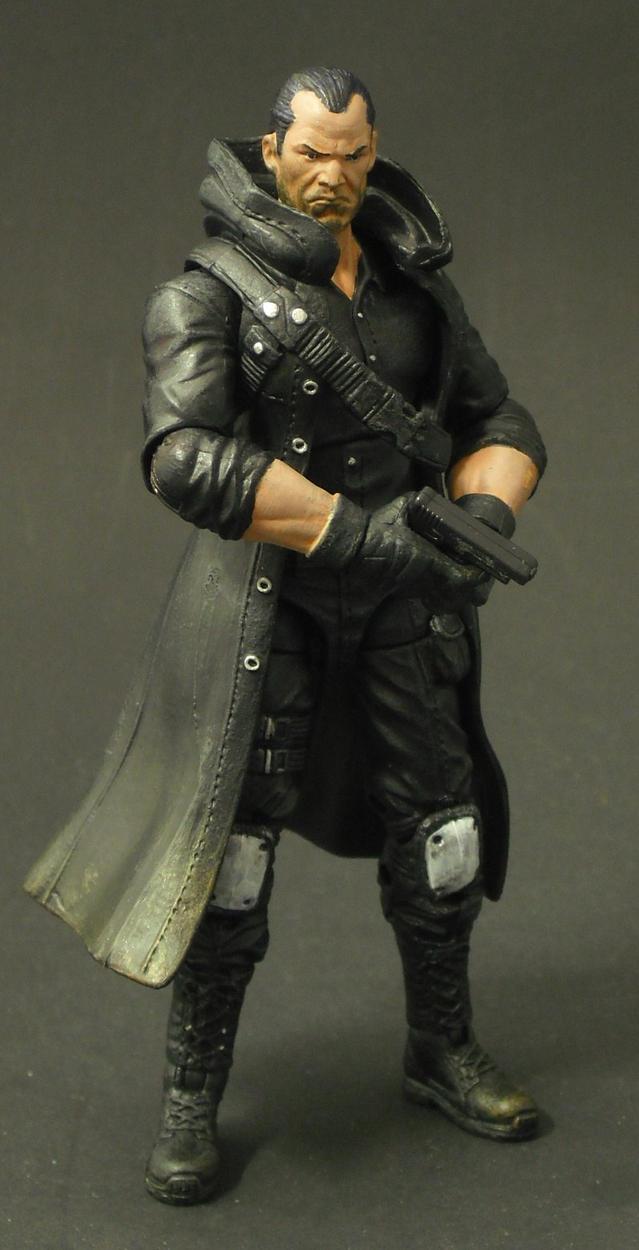 MU The Punisher by Shinobitron