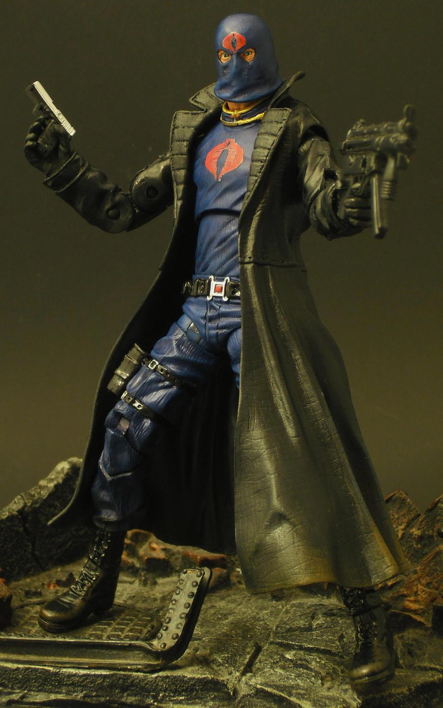 Cobra Commander 2 by Shinobitron