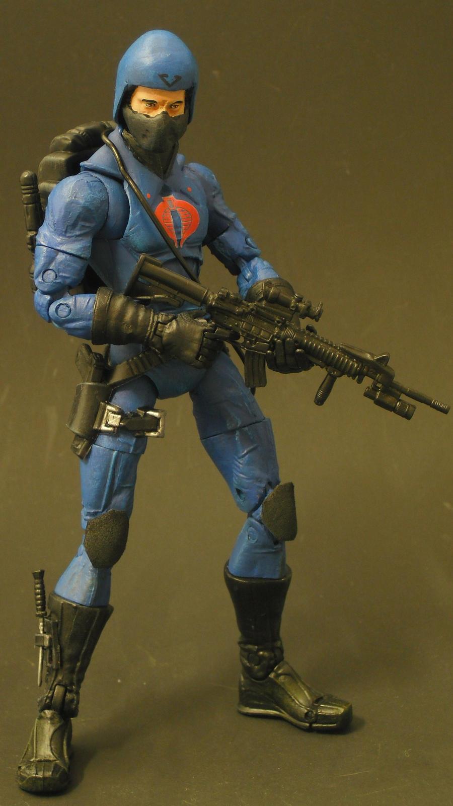 Cobra Infantry Trooper by Shinobitron