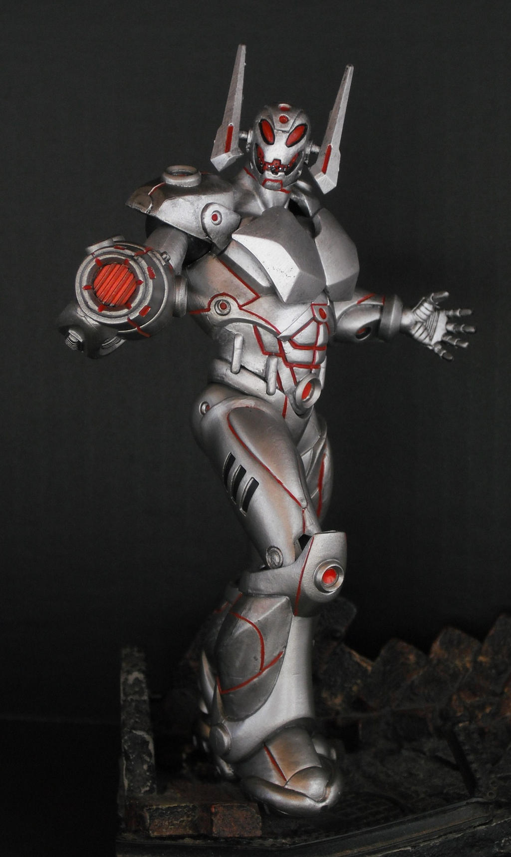 Ultron V3 by Shinobitron