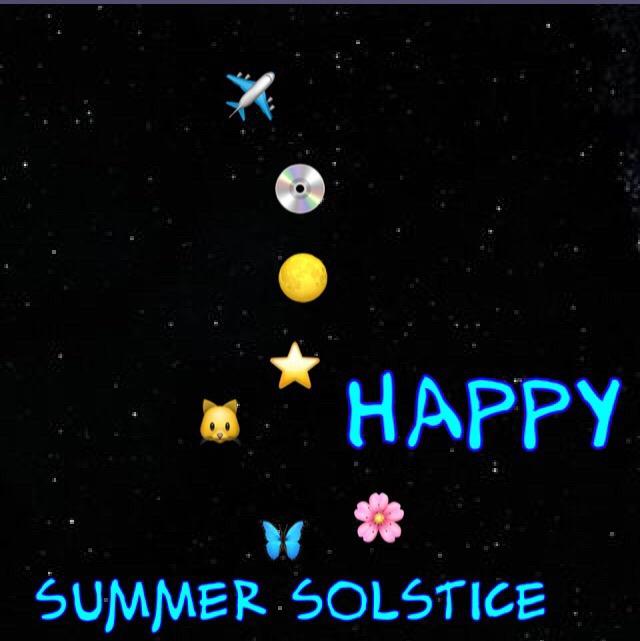 Happysummer solstice by littlemissscarface