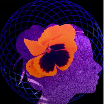 Female flower  by littlemissscarface