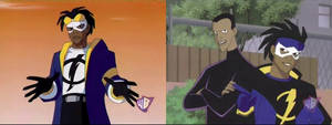 Static Shock Breaks The Fourth Wall