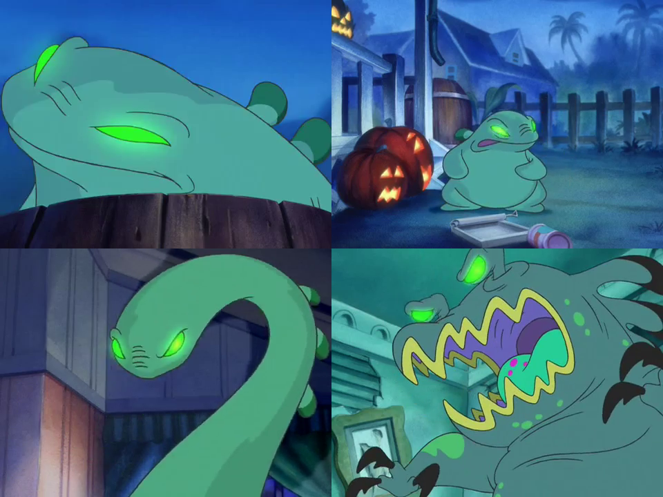 300 Spooky Lilo And Stitch By Dlee1293847 On Deviantart
