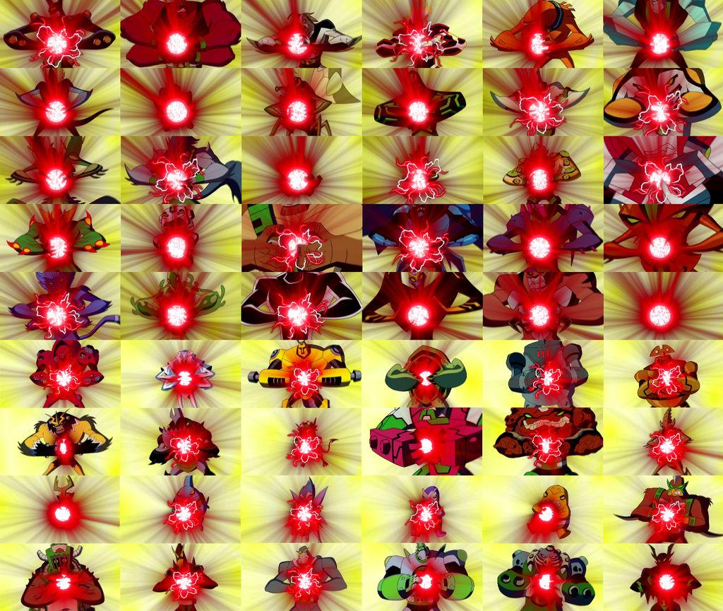 Ben 10 Omniverse Randoming Aliens by dlee1293847 on DeviantArt