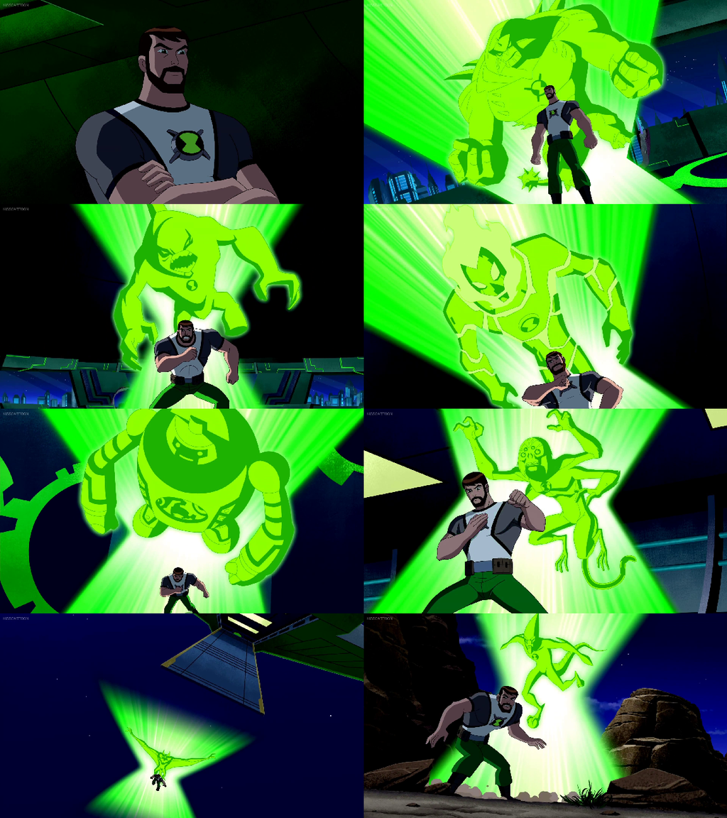 Ben 10000 Ultimate Alien