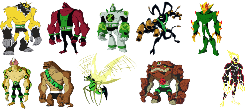 My top 10 favorite ben 10 aliens by dlee1293847 on deviantart my top 10 favorite ben 10 aliens by dlee1293847 voltagebd Image collections