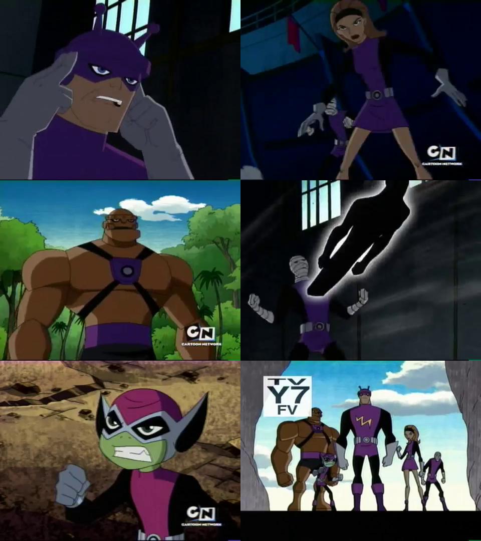 Patrol Teen Titans 13