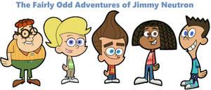 The Fairly Odd Adventures of Jimmy Neutron