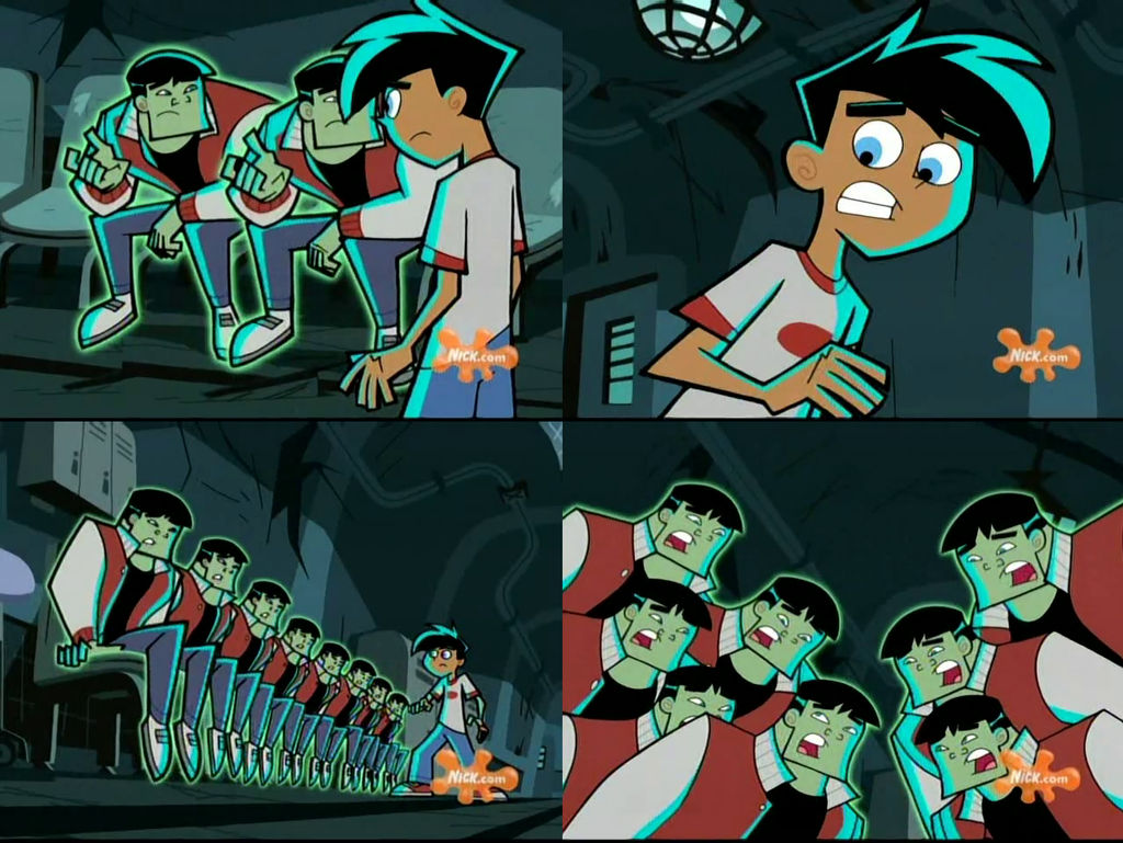 Kwan With Ghost Powers (Danny Phantom) by dlee1293847 on