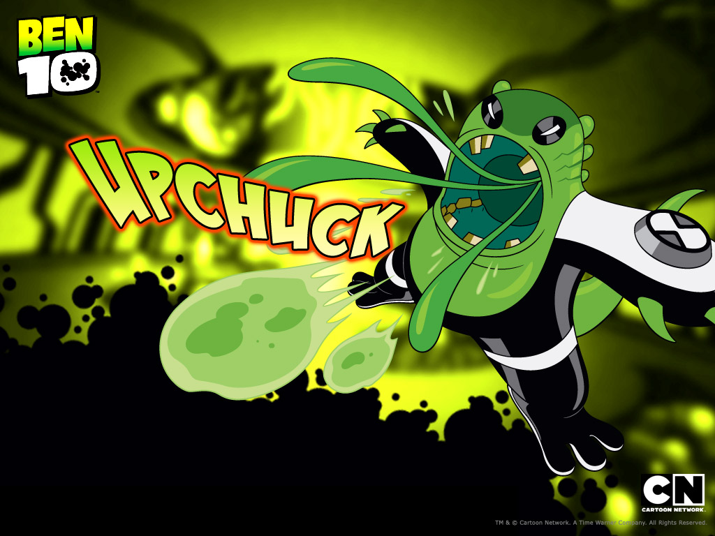 Ben 10 000 Of Ben 10 Ultimate Alien By Dlee1293847 On: Upchuck Wallpaper By Dlee1293847 On DeviantArt