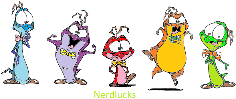 The Nerdlucks of Moron Mountain by dlee1293847
